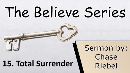 15. Total Surrender