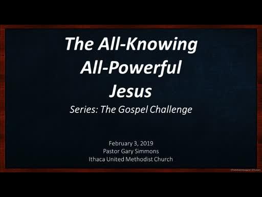 The Gospel Reading Challenge