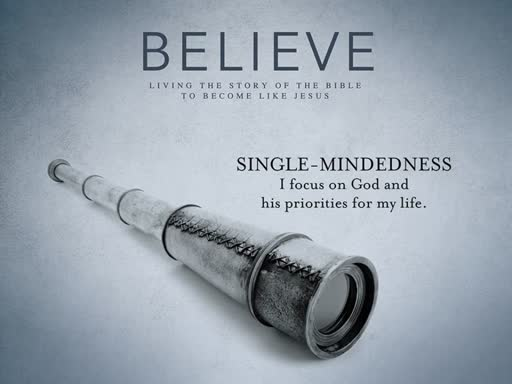 Single-Mindedness