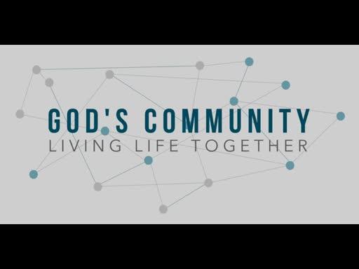 Authentic Christian Community