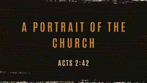 A Portrait of the Church (CF) 2-4-19
