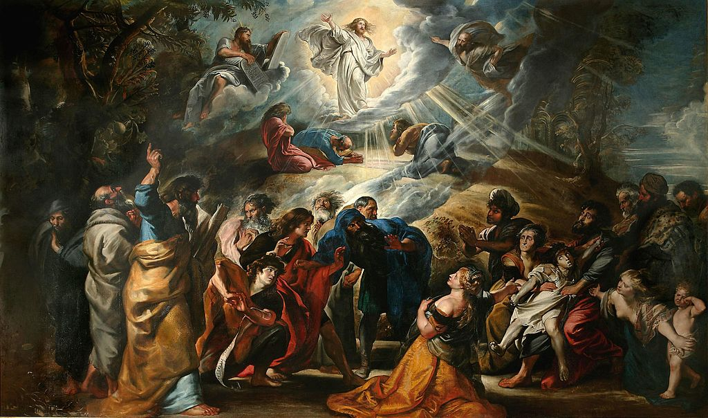 Transfiguration Rubens