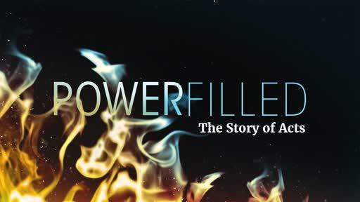 Power Filled Generosity: Sunday,February 3