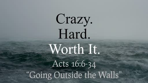 Going Outside the Walls