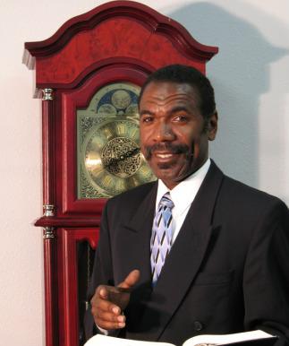 Pastor Wilbert