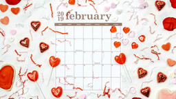 Candy and Hearts  image 2