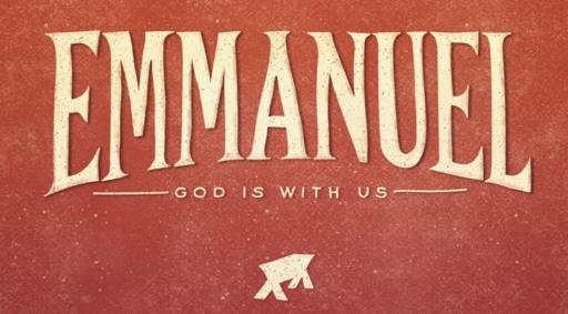 Emmanuel - God Is With Us
