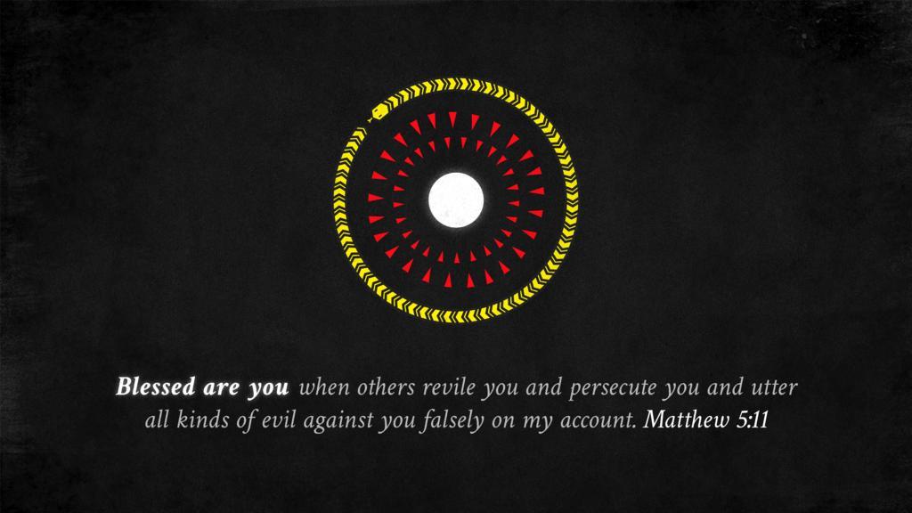 Matthew 5:11 large preview