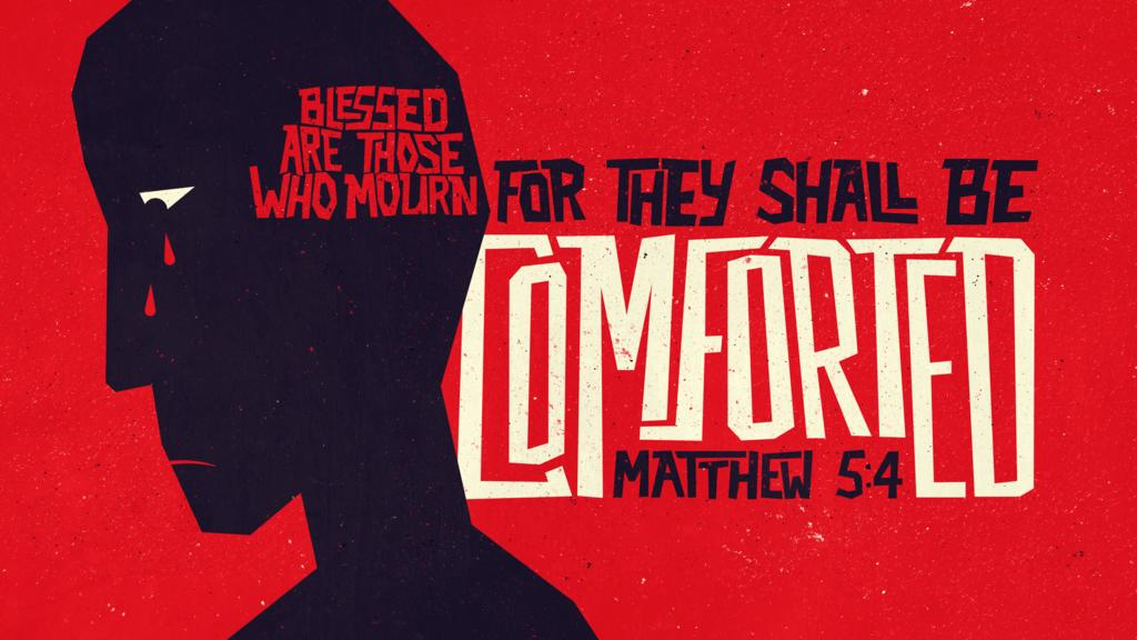 Matthew 5:4 large preview