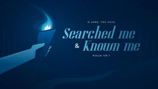 Psalm 139:1 verse of the day image