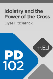 PD102 Idolatry and the Power of the Cross (Course Overview)