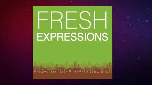 Who starts Fresh Expressions?