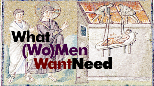 What (Wo)Men Need (not want)