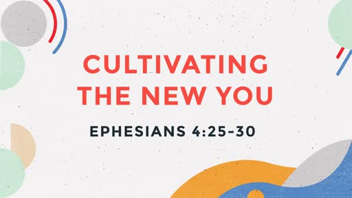 Cultivating the New You