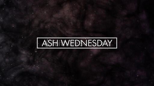 Ash Wednesday Galaxy