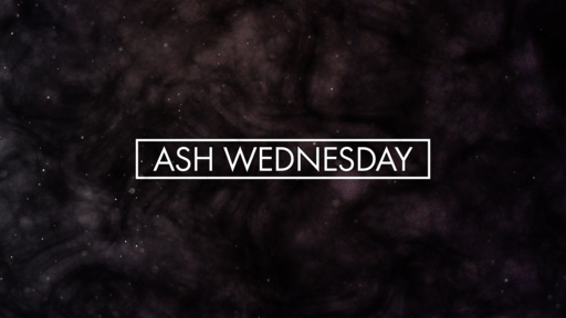Ash Wednesday Galaxy
