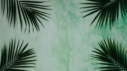 Palm Leaves Green happy easter 16x9 4bbddf22 ea26 4e2e b812 44dfffe230c9 PowerPoint image