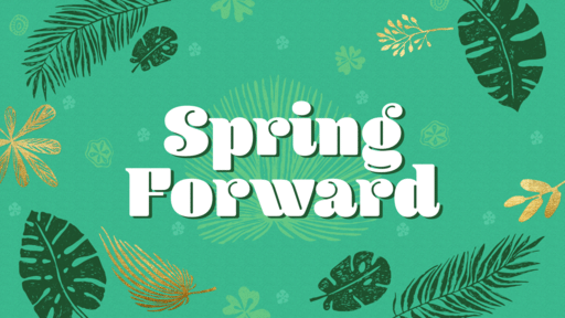 Spring Forward Time