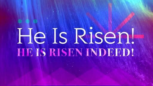 Easter Nebula - He Is Risen