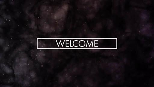 Ash Wednesday Galaxy - Welcome