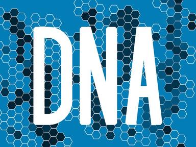 DNA   Week 2: Grow Together