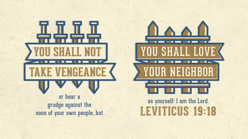 Leviticus 19:18 large preview