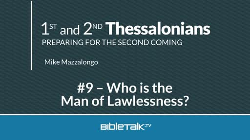 Who is the Man of Lawlessness?