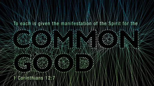 1 Corinthians 12:7 verse of the day image