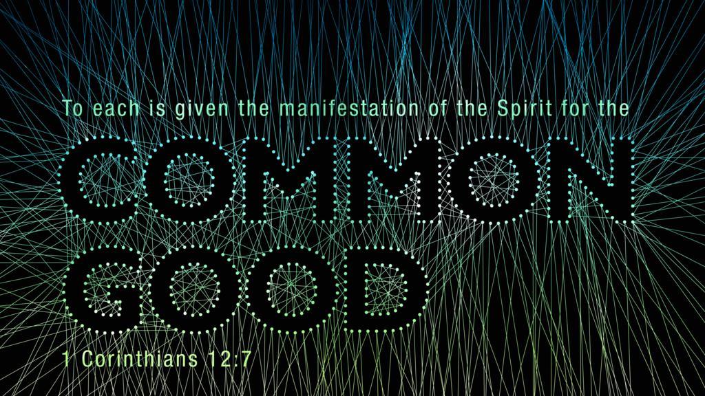 1 Corinthians 12:7 large preview
