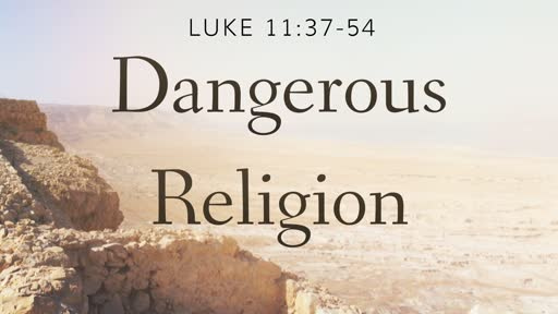 Dangerous Religion