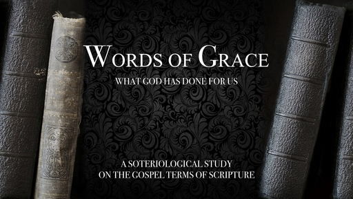 Words of Grace: Comfort In Christ