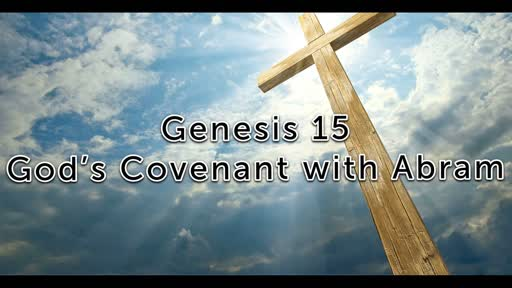 God's Covenant with Abram