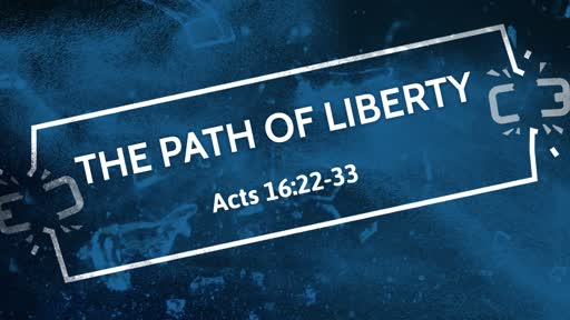 The Path of Liberty 2/10/2019
