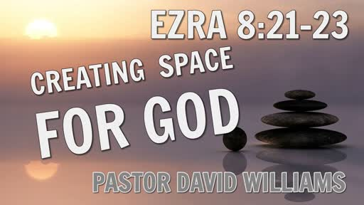 Creating Space for God