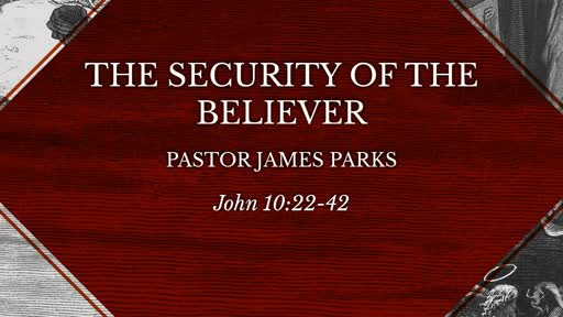 The Security Of The Believer