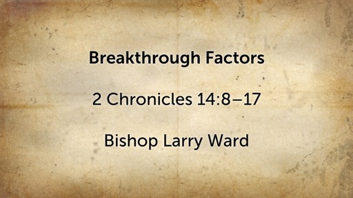Breakthrough Factors