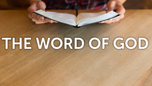 The Importance and Sufficiency of God's Word