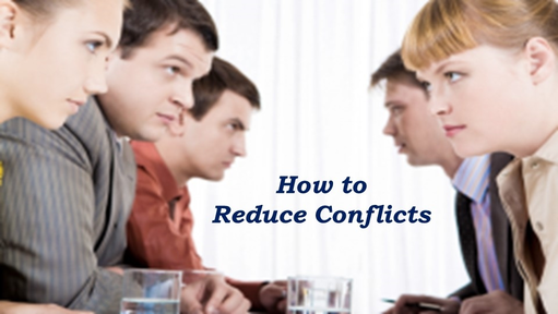 How to Reduce Conflict
