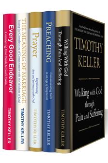 Tim Keller Ministry Bundle (5 vols.)