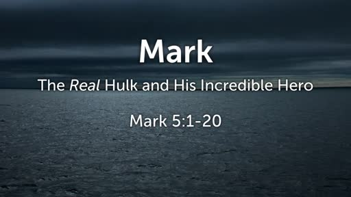 Mark - The Real Hulk and His Incredible Hero