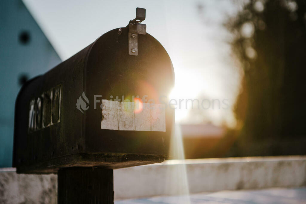 Mailbox large preview