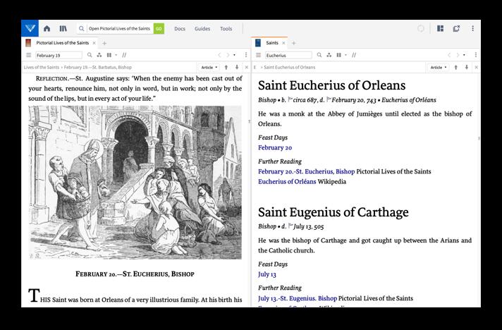 Verbum Catholic Study Software | Verbum 8