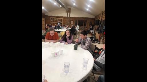 Winter 2019 Youth Retreat