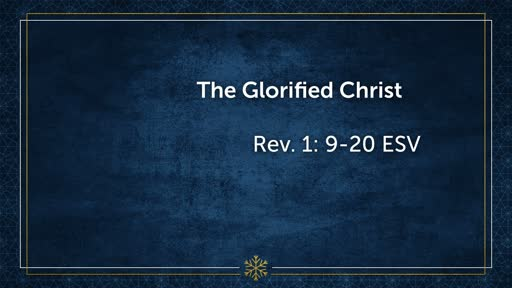 The Glorified Christ