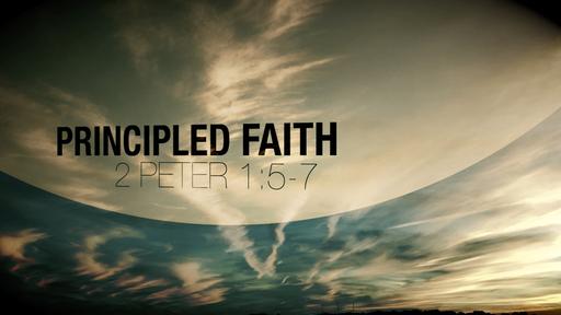 Principled Faith