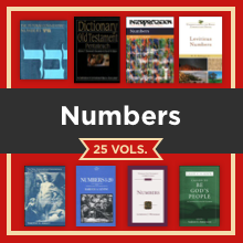 Numbers Study Collection