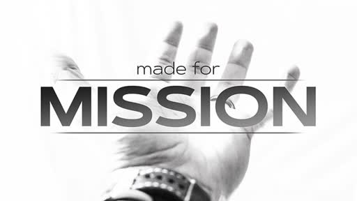 Why Am I On Mission?