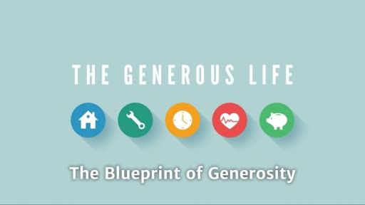 The Blueprint of Generosity