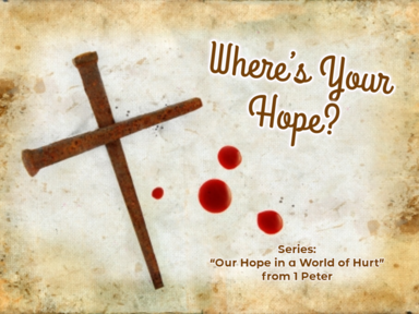 Where's Your Hope?