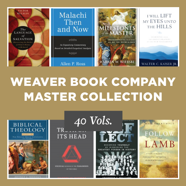 Weaver Book Company Master Collection (40 vols.)